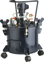 Automatic Mixing Paint Tank