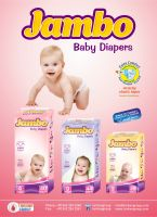 Jambo Baby Diapers Super Packs High Quality