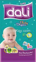 Peeno Dali  Baby Diapers Standard Packs