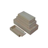 Pine wood box