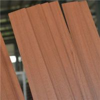 Wooden slats for venetian blinds
