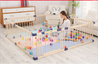 Baby Playpen Wooden , Wooden Baby Playpen , Wooden Playpen for Baby