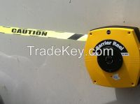 RC3000 series Safety Caution tape barrier reel