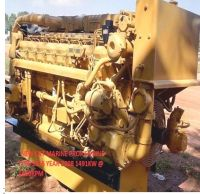 Caterpillar 2 x 3516 1600RPM YEAR 2008 For Sale