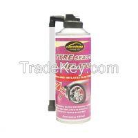 Tire Sealer & Inflator 450ml, Tire Sealant