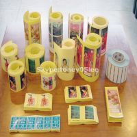 Vinyl Sticker  adhesive
