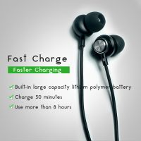 Veffivid Fast Charge Wireless Bluetooth Earphone