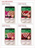 french nail tips