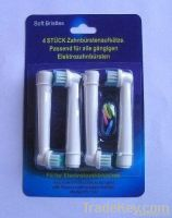 Flexisoft toothbrushes head