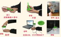 USB Mini Air Humidifier Purifier