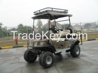 Electric hunting cart - 2WD