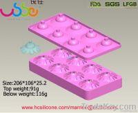 Custom Silicone Ice Cube Tray + Silicone Bakingware