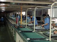 assembly line/ assembly equipment/ assembly machine