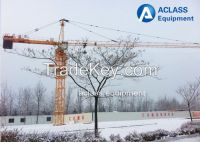 10 ton building tower crane TC6515 construction tools and equipment