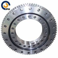 slewing gear ring used on construction machinery