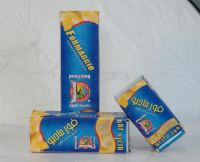 Processed cheddar Cheese in blocks