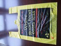 PE Film Shopping Bags