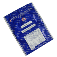 Free Sample Pro. Design Security Exam Bags and Envelopes For Securing Confidential Papers