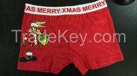 XMAS boxers for boys