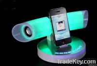 Touch Sensor Lamp with Bluetooth Speaker