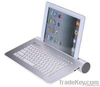 Wireless Bluetooth Keyboard with Speaker