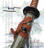 Handforged samrai sword