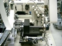 Textile / Industrial Sewing Machineries and parts