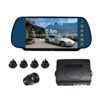 Auto Rearview Mirror Monitor