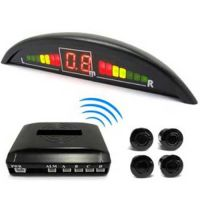 Wireless Car Parking Sensor