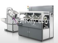 Fully Automatic Continuous Hot Foil Stamping Machine