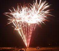 Indoor Fountain Fireworks