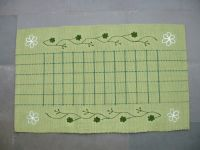 RUGS , BATH MATS , BED COVERS, TABLE COVERS