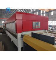 Flat Glass Tempering Furnace for safety tempered glass Electric Glass Furnace