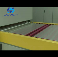 Continuous Flat Glass Tempering furnace for solar glass