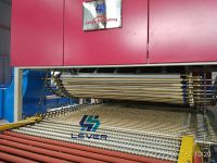 Flat & Bending Glass Tempering Oven Toughened Glass Manufacturing Machinery