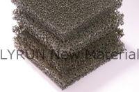 Fe & Ni alloy foam