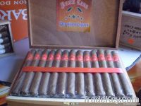 Hand Made, Long Leaf Premium Cigars.
