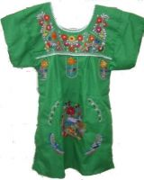 Girl Mexican Dresses