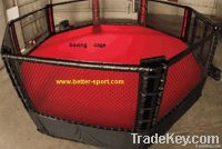 boxing cage  boxing ring