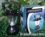 solar camping lantern solar light