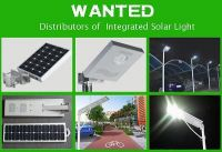 10W, All-in-One 60W, All-in-One Integrated Solar Street Light