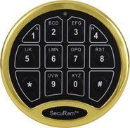 Electronic safe lock ECSL-0601A(UL listed)