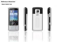 Cellphone Nokia n6300