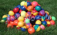 Juggling Beanbag Balls