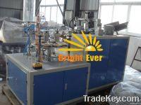 paper sleeve making machine