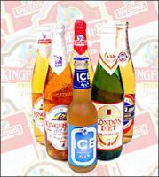 Paper Labels for Bottles