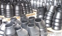 carbon steel seamless welded reducer