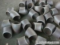 Carbon steel 45 degree elbow