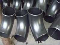 astm a234 wpc 90 degree carbon steel elbow factory