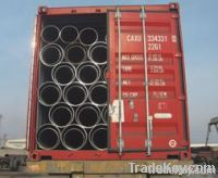 hot dipped steel pipe